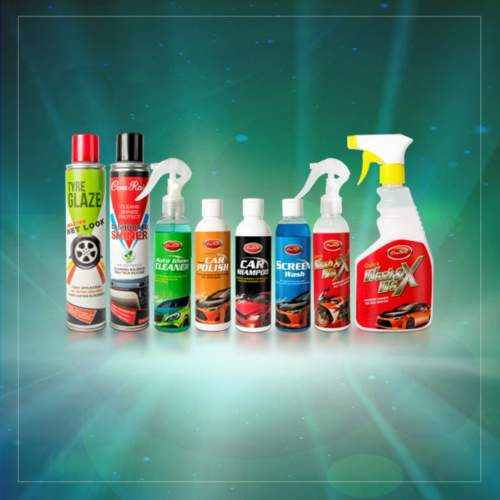 Car Paint & Paint Supplies