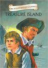 Treasure Island : Illustrated Classics (Om Illustrated Classics)