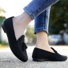 Bxxy Men's Casual Suede Material Loafer & Mocassins Shoe Style: 676A