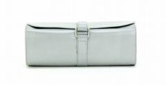 ASPENLEATHER Designer Leather Secure Jewellery Bag For Women