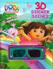 Dora The Explorer - 3D Sticker Scenes