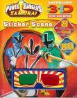 Saban'S Rangers Samurai Amazing 3D Book Never Seen Before