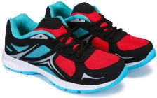 KrishnaEnt Sports Shoes For Men Suitable For All Kinds Of Sports Running   Walking   Gym (Color: Red) -Fly/511/Red_09