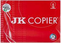 JK Copier Paper Office/School Essentials 500 Sheets, 75 GSM (1 Ream) | (Size: A4)