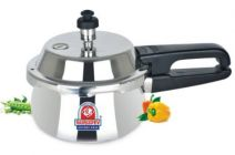 Aquiriosindia Stainless Steel Compatible Pressure Cooker (Pack of 1) | (2.5 Ltr)