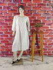 WACA Stylish & Fashionable 100% Cotton Full Sleeves Designer Kurti With Chikankari Embroidery for Women's (Pack of 1) | (Color: Pearl White)
