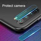 Generic Camera Lens Fiber Screen Protector for Realme 6 Pro Transparent by Jain Impex Online