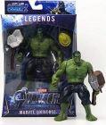 WON World of Needs Avengers Endgame Infinity War Hulk Action Figure Toy, 6 Inch