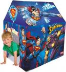 Ethnic Forest Play House for Kids | Lightweight Waterproof Tent House for Boys and Girls |Pretend Play /Tent House with Cartoon Characters (Superman)