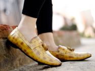 BXXY Men's Formal Pu Leather Loafer & Mocassins Shoes Style 576A