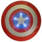 WON Avenger Toys Set - Captain America Shield with Light and Sound (12 INCH ) Avengers Play Set 30 cm Diameter