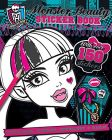 Monster High Monster Beauty Sticker Book: With Over 150 Stickers