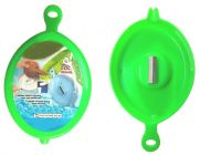 Krivish Multicolor Plastic & Metal Coconut Cracker Breaker With Water Collect Plate (Pack of 1)