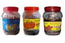 Natraj The Right Choice Homemade Taste AMLA-Apple-Carrot Murabba (Pack of 3 x 1 kg Each)