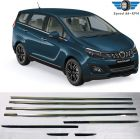 Speed 99 ~ RPM Chrome stainless steel window Set For Mahindra Marazzo Full Set of 8 Piece Exterior Accessories
