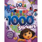 Nickelodeon Dora the Explorer 1000 Stickers