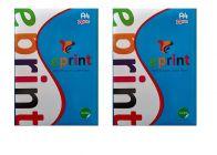 Khanna Eprint Office/Schools Essentials Multipurpose Copier Paper 70GSM White (A4 Size)   (Set of 2)