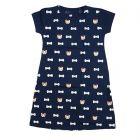 Babydoll Hydes Girls Kids Nighty | Nightdress Super Soft | Nightwear | Cotton Hosiery One Piece Night Dress