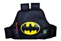 Kidsafe Two Wheeler Child Safety Seat Belt, Cool Black Batman