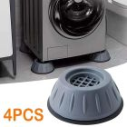Appacker Anti Vibration Rubber Washing Machine Feet Pads (Pack of 4)