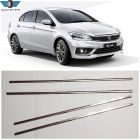 Speed 99 ~ RPM Chrome Stainless Steel Interior Window Trim Compatible With Maruti CIAZ Set Of 4 Exterior Accessories