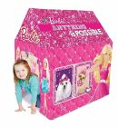 Ethnic Forest Play House for Kids | Lightweight Waterproof Tent House for Boys and Girls |Pretend Play /Tent House with Cartoon Characters| Barbie Tent House for Girls (Barbie)
