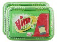 Vim Strong bar for utensils Gentle on Hands Lemon Dishwash Bar Lemon (500gm) | (Pack of 2)