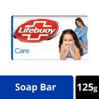 Lifebuoy Care Germ Protection Bathing Soap, Protects Your Skin From Viruses Soap Bar (125 g) | (Pack of 3)