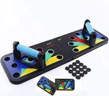 CYALERVA Push Up Board With Strong Grip Handle For Gym & Home Exercise & For Men & Women