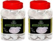 Natraj The Right Choice Dhaga Mishri Helpful in Curing Breathing Problem (Pack of 2) (700*2=1400 g)