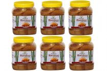 Healthy and Tasty Natraj The Right Choice Bans/Bamboo Murabba (Pack of 6) (6*1 Kg)