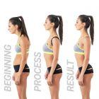 Posture Corrector Back Brace Support Belt for Upper Back Pain Relief – Black
