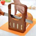 Cyalerva Bread Loaf Slicer Cutter & Guiding Tool For Kitchen
