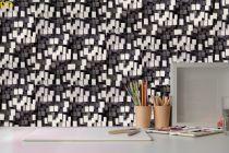 3D Wallpaper Used In Interior Decoration With Multi-Color And Unique Designs | (AD-00002)