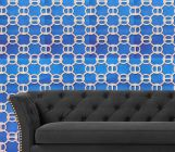 3D Wallpaper Used In Interior Decoration With Multi-Color And Unique Designs | (AD-00025)