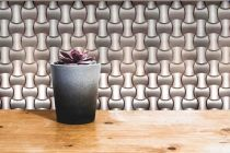 Unique Design Wall Decoration With Printed Design|AD-00027 (Multi-Color)