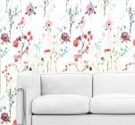 Children Wallpaper Used In Interior Decoration With Multi-Color And Unique Designs | (AD-00038)