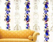 3D Wallpaper Used In Interior Decoration With Multi-Color And Unique Designs | (AD-00039)