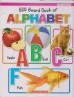 BIG BOARD BOOK OF ALPHABETS