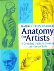 Barrington Barber Book- Anatomy For Artists - A Complete Guide To Drawing The Human Body