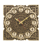 Antique Wooden Decorative Wall Hanging Clock ICW 030