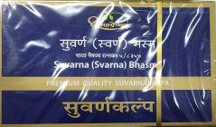 Shree Dhootpapeshwar Premium Quality Suvarna Bhasma (10 Tablets) (Pack of 1)
