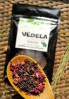 VEDELA Naturals- 100 % Natural English Rose Black Tea with Milk or Without Milk Loose Tea With Floral Flavor (100 G) (Pack of 1)