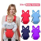 Kids 4-in-1 Adjustable Baby Carrier Cum Kangaroo Bag/Baby Carry Sling/Back/Front Carrier for Baby with Safety Belt and Buckle Straps