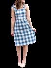 Bagrecha Creations Stylish Sleeveless One Piece Western Wear Dress For Girl's & Women's