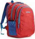 LeeRooy 17.5inch B type 24 Ltr Bag for Modern Colledge Boys & Girls 30 L Backpack (Red) (MN BG16 black)