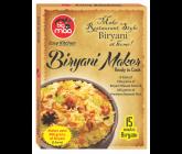 Big Maa Make Restaurant Style Biryani At Home Biryani Masala Paste With Basmati Rice (375 G) (Pack of 1)