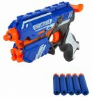 Plastic Material Outdoor Play Toy Blaze Gun For Kids, Boys & Girls (Pack Of 1)