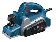 Bosch Gho 6500 Professional Planer | Resharpenable Hss Blades | Robust Plate With 3 V Groove (Pack Of 1)