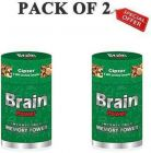 CIPZER BRAIN POWER PRASH 400 g - Natural Memory Power Booster  (Pack of 2)